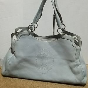 Cartier Marcello Leather Bag